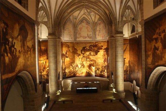 lost_in_la_concha_museo_san_telmo_museoa_lienzos_sert_donostia_san_sebastian_euskadi_pais_vasco